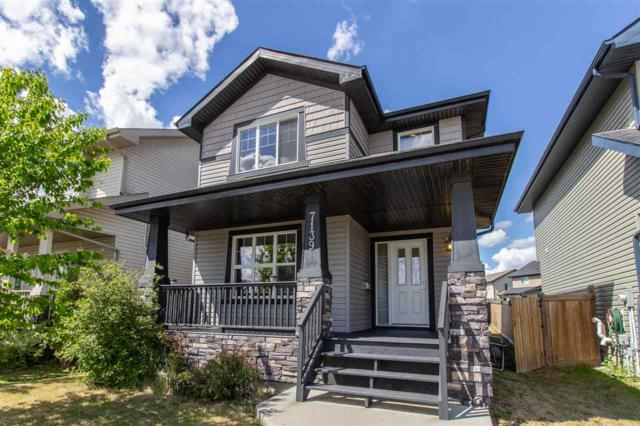 7139 South Terwillegar Drive, Edmonton, AB T6R 0P4 (#E4161579) :: David St. Jean Real Estate Group