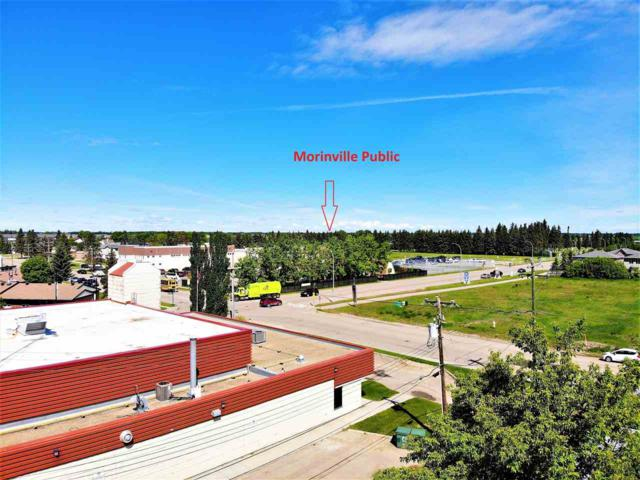 B 10018 99 Street, Morinville, AB T8R 1B3 (#E4161603) :: Mozaic Realty Group