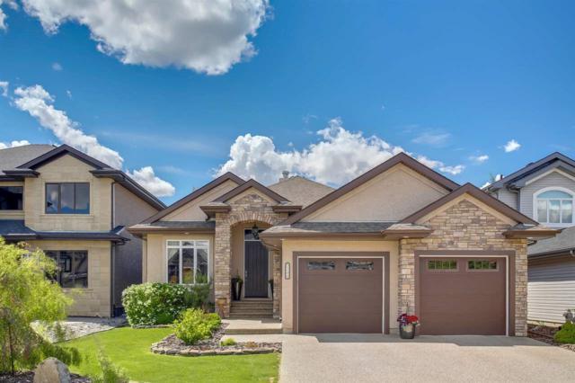 5244 Mullen Crest, Edmonton, AB T6R 0P9 (#E4161609) :: Mozaic Realty Group