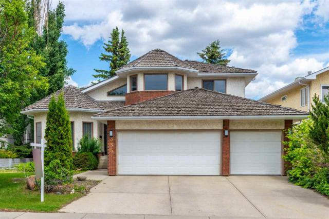 335 Reeves Way, Edmonton, AB T6R 2B9 (#E4161654) :: David St. Jean Real Estate Group