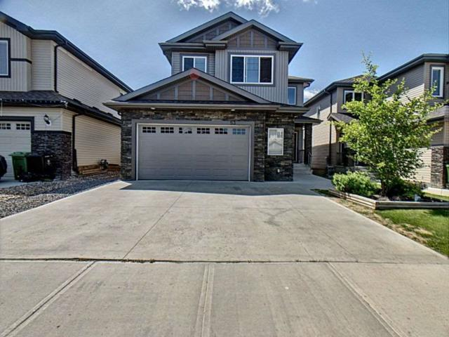 53 Cranston Place, Fort Saskatchewan, AB T8L 0K7 (#E4161659) :: David St. Jean Real Estate Group
