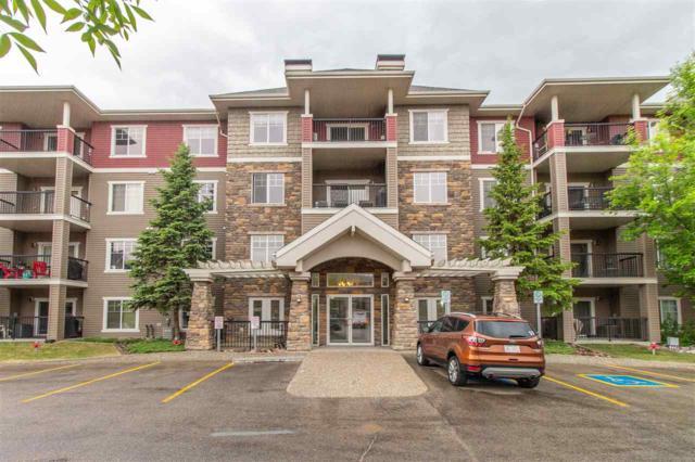 117 2098 Blackmud Creek Drive, Edmonton, AB T6W 0G1 (#E4161660) :: David St. Jean Real Estate Group
