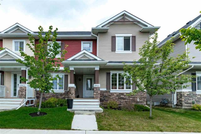 5911 63 Street, Beaumont, AB T4X 0X2 (#E4161665) :: David St. Jean Real Estate Group