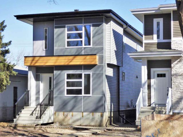 8536 81 Avenue, Edmonton, AB T6C 0W4 (#E4161691) :: David St. Jean Real Estate Group