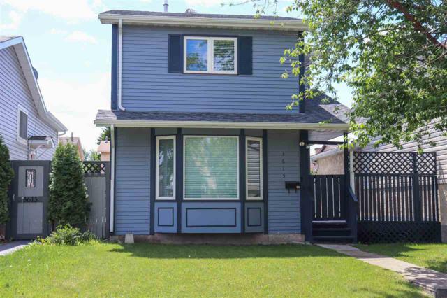 3615 42A Avenue, Edmonton, AB T6L 4C6 (#E4161715) :: David St. Jean Real Estate Group