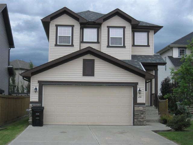 26 Henderson Court, Spruce Grove, AB T5Z 3P7 (#E4161721) :: David St. Jean Real Estate Group