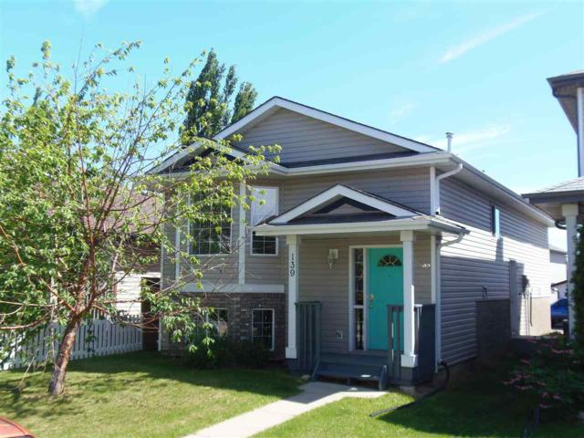139 Brookview Way, Stony Plain, AB T7Z 2X7 (#E4161726) :: David St. Jean Real Estate Group