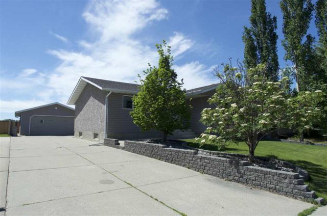 23 Garden Valley Drive, Stony Plain, AB T7Z 1H5 (#E4161735) :: David St. Jean Real Estate Group