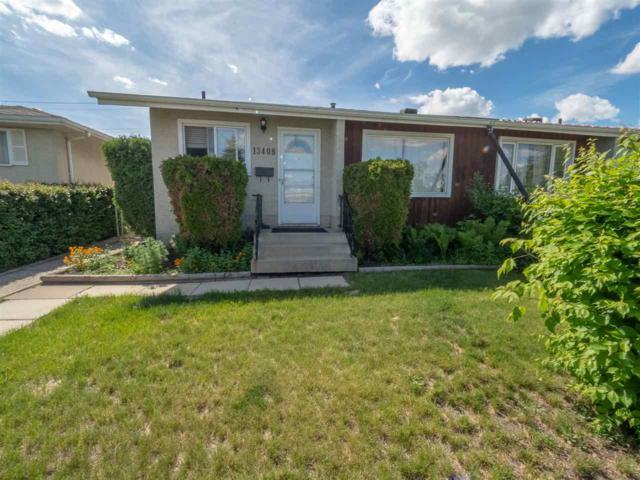 13408 82 Street, Edmonton, AB T5E 2V2 (#E4161739) :: David St. Jean Real Estate Group