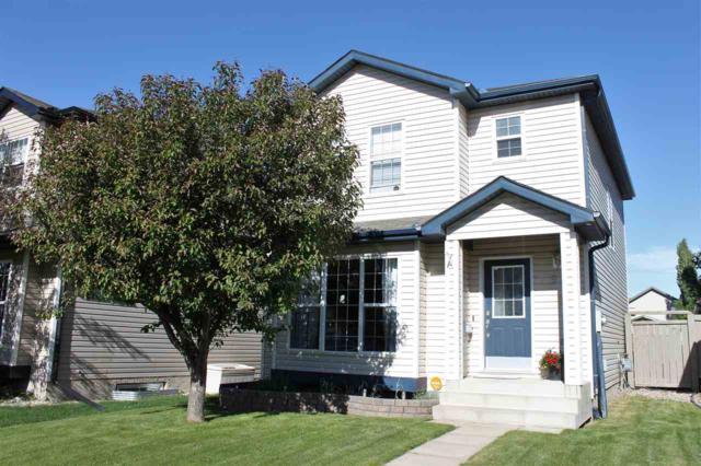 96 Birchwood Drive, Devon, AB T9G 2J1 (#E4161741) :: David St. Jean Real Estate Group