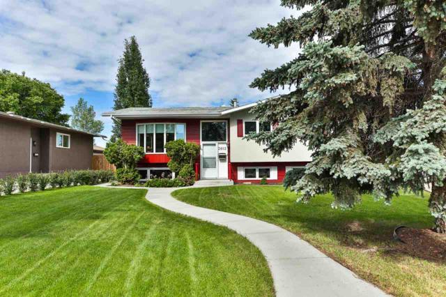 3812 118 Street, Edmonton, AB T6J 1W7 (#E4161779) :: David St. Jean Real Estate Group