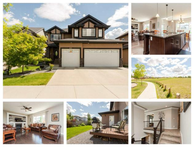 6013 60 Street, Beaumont, AB T4X 0H8 (#E4161783) :: Mozaic Realty Group