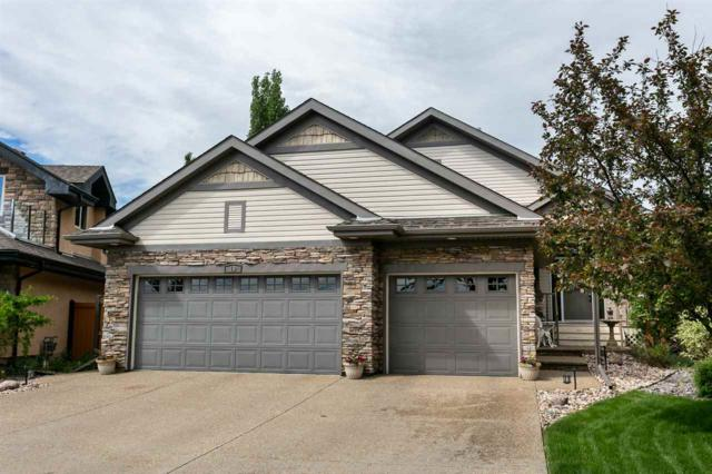19 North Ridge Drive, St. Albert, AB T8N 7E4 (#E4161808) :: David St. Jean Real Estate Group