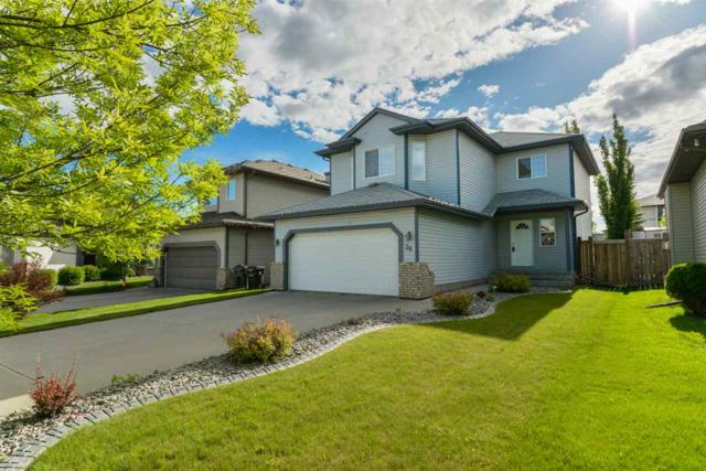 26 Lamplight Bay, Spruce Grove, AB T7X 4N2 (#E4161833) :: Mozaic Realty Group