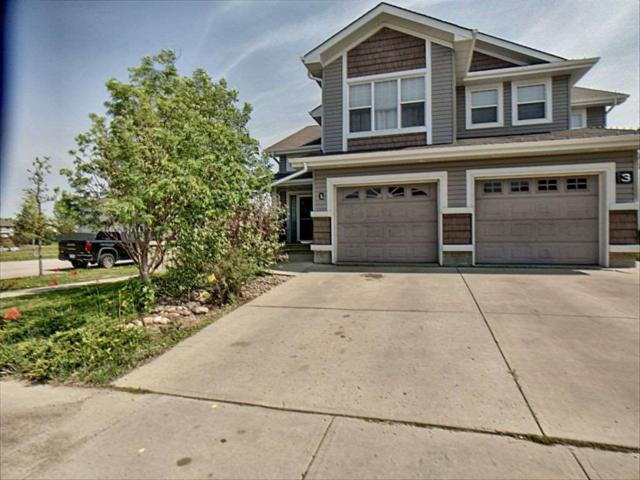 1 Catalina Court, Fort Saskatchewan, AB T8L 0E9 (#E4161850) :: David St. Jean Real Estate Group