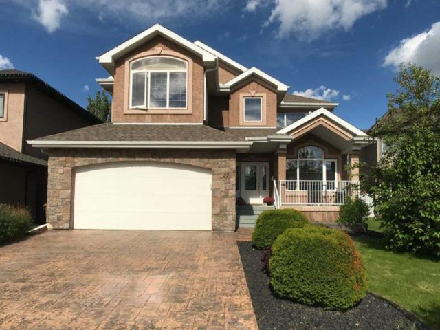 27 Kingsmoor Close, St. Albert, AB T8N 0X2 (#E4161853) :: Mozaic Realty Group