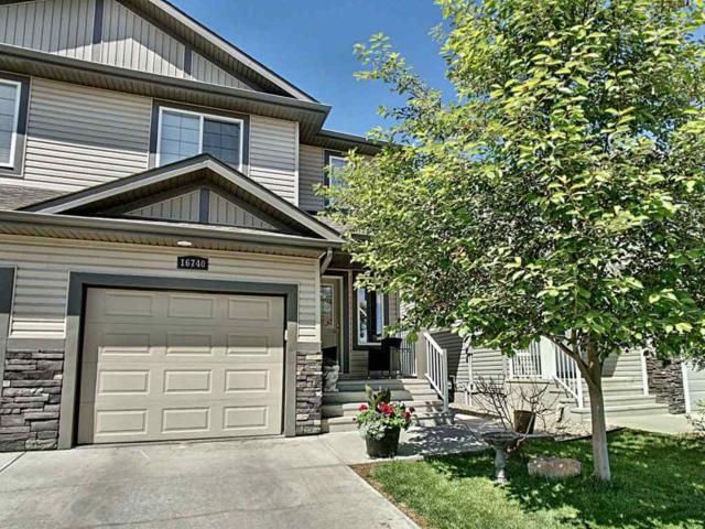 16740 53 Street, Edmonton, AB T5Y 0R6 (#E4161860) :: Mozaic Realty Group