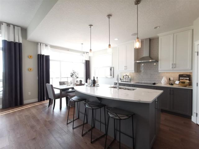 2 8050 Orchards Green, Edmonton, AB T6X 2L4 (#E4161869) :: Mozaic Realty Group