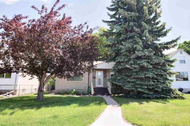 10831 134 Street, Edmonton, AB T5M 1H9 (#E4161901) :: Mozaic Realty Group