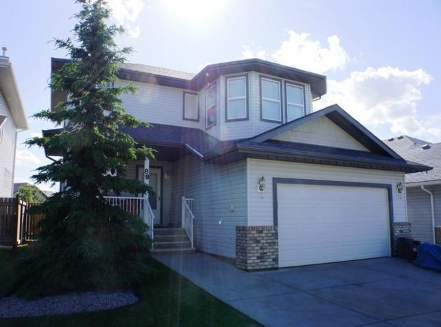 89 Wedgewood Crescent, Fort Saskatchewan, AB T8L 4S3 (#E4161912) :: David St. Jean Real Estate Group