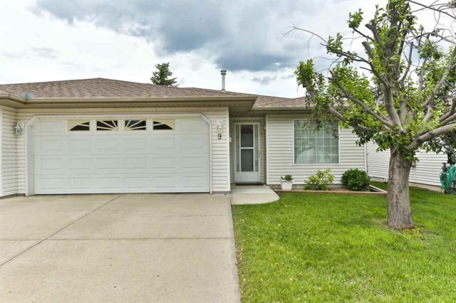 9 Century Villas Way, Fort Saskatchewan, AB T8L 4J8 (#E4161917) :: David St. Jean Real Estate Group