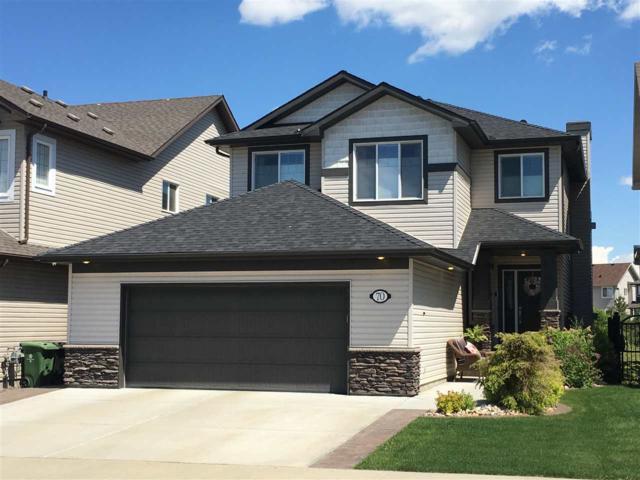 70 Cranberry Bend, Fort Saskatchewan, AB T8L 0K4 (#E4161921) :: Mozaic Realty Group
