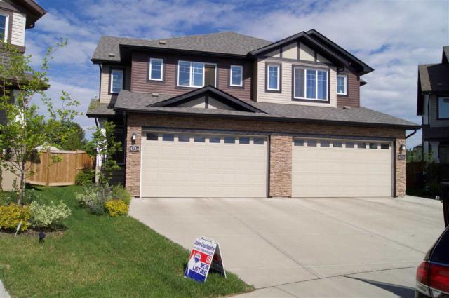 4224 204 Street, Edmonton, AB T6M 0R8 (#E4161928) :: David St. Jean Real Estate Group