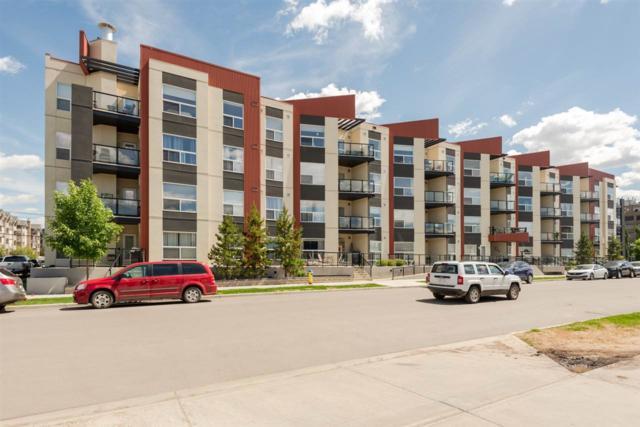 #210 10523 123 Street, Edmonton, AB T5N 1N9 (#E4161933) :: David St. Jean Real Estate Group