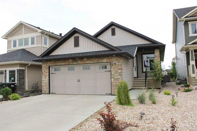 197 Ashmore Way, Sherwood Park, AB T8H 0W2 (#E4161934) :: Mozaic Realty Group