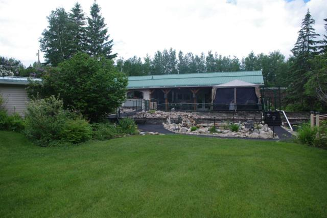 121 55107 RR33, Rural Lac Ste. Anne County, AB T0E 1A0 (#E4161937) :: The Foundry Real Estate Company