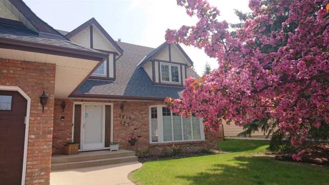 2815 125 Street, Edmonton, AB T6J 4G3 (#E4161938) :: David St. Jean Real Estate Group