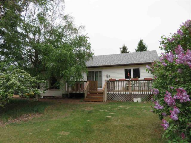 60116 Rge Rd 233 NW, Rural Westlock County, AB T0G 0P0 (#E4161940) :: Mozaic Realty Group