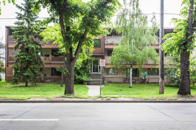 12 10737 116 Street, Edmonton, AB T5H 3M3 (#E4161953) :: Jenn McPhillamey | YEGPro Realty