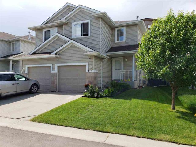 107 2021 Grantham Court, Edmonton, AB T5V 6V7 (#E4161988) :: David St. Jean Real Estate Group