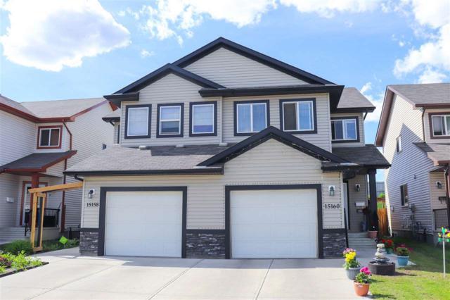 15160 33 Street, Edmonton, AB T5Y 0J7 (#E4162010) :: David St. Jean Real Estate Group