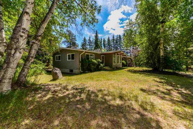 26424 Twp Rd 514, Rural Parkland County, AB T7Y 1E6 (#E4162035) :: The Foundry Real Estate Company