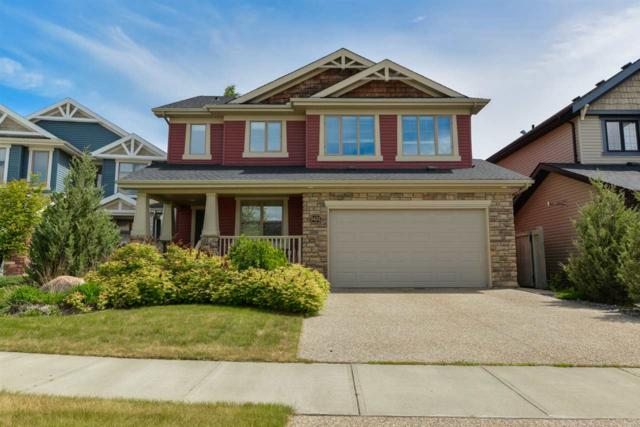 5421 Mcluhan End, Edmonton, AB T6R 0P8 (#E4162040) :: David St. Jean Real Estate Group