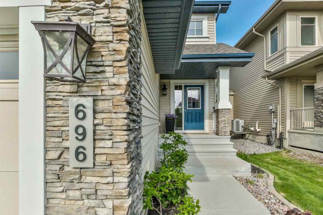 696 Adams Wynd, Edmonton, AB T6W 0K2 (#E4162061) :: David St. Jean Real Estate Group