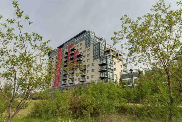 427 5151 Windermere Boulevard, Edmonton, AB T6W 2K4 (#E4162081) :: David St. Jean Real Estate Group