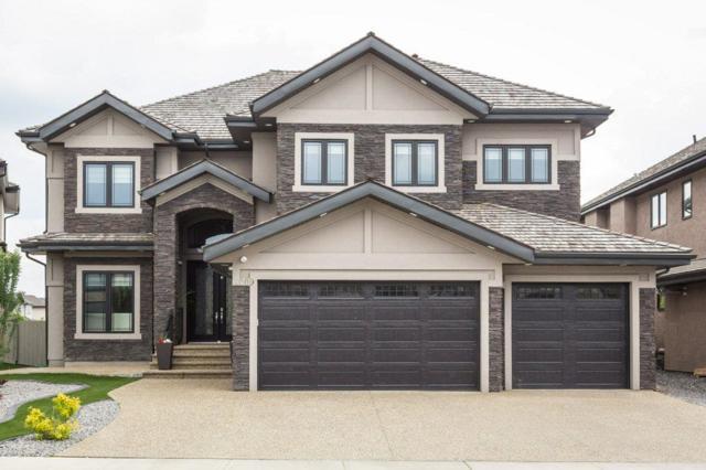 4009 Westcliff Place, Edmonton, AB T6W 0X9 (#E4162104) :: David St. Jean Real Estate Group