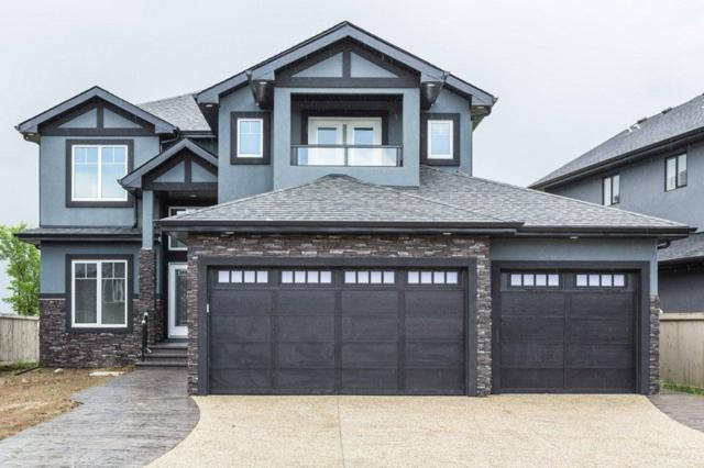 1236 Adamson Drive, Edmonton, AB T6W 0V5 (#E4162115) :: David St. Jean Real Estate Group