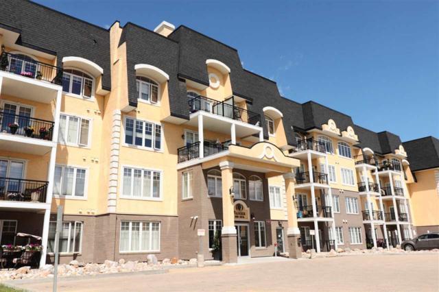 318 9820 165 Street, Edmonton, AB T5P 0N3 (#E4162122) :: David St. Jean Real Estate Group