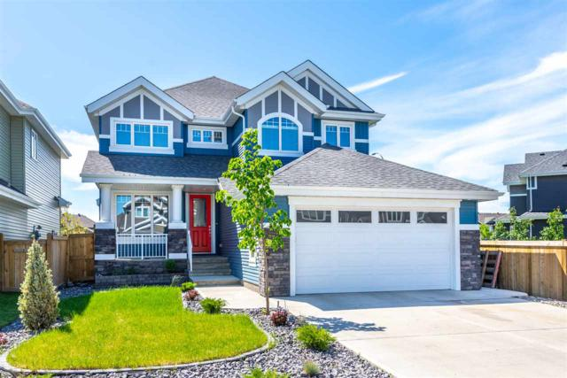 9033 24 Avenue, Edmonton, AB T6X 2C4 (#E4162173) :: David St. Jean Real Estate Group