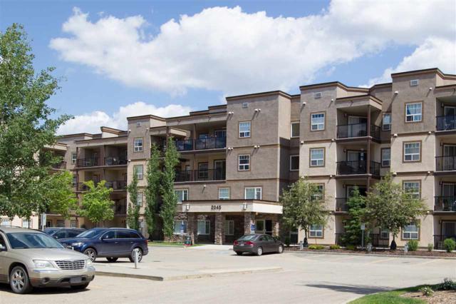 116 2045 Grantham Court, Edmonton, AB T5T 3X6 (#E4162187) :: David St. Jean Real Estate Group