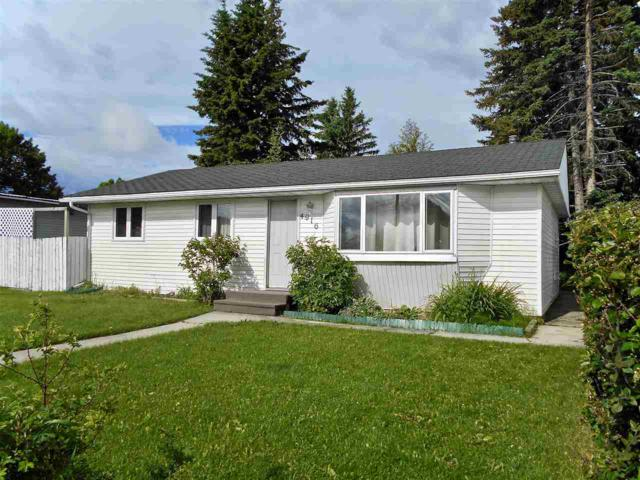 4916 45 Street, Drayton Valley, AB T7A 1H4 (#E4162205) :: David St. Jean Real Estate Group