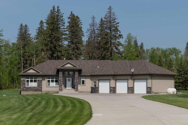 34 53305 Range  Road 273, Rural Parkland County, AB T7X 3N3 (#E4162233) :: David St. Jean Real Estate Group