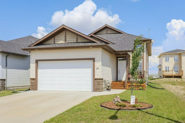 20 Whitetail Crescent, Mundare, AB T9H 1L6 (#E4162248) :: David St. Jean Real Estate Group