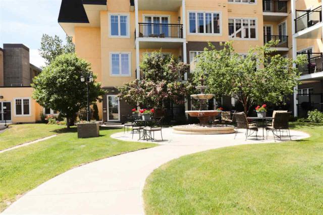 312 9820 165 Street, Edmonton, AB T5P 0N3 (#E4162261) :: David St. Jean Real Estate Group