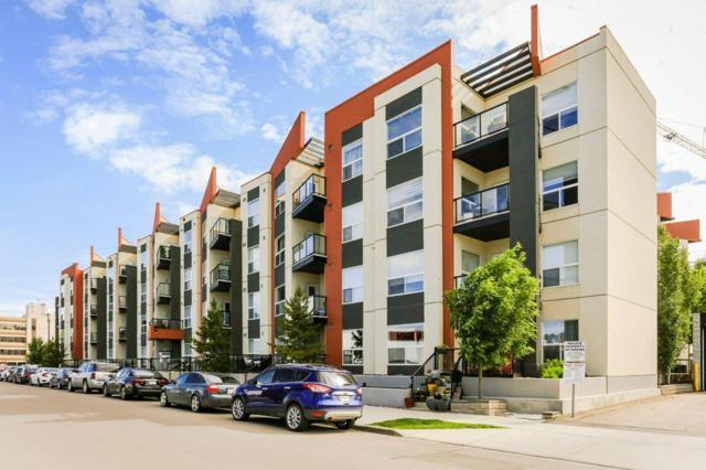 115 10523 123 Street NW, Edmonton, AB T5N 1N9 (#E4162266) :: David St. Jean Real Estate Group