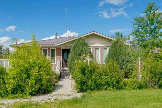 #37 54104 RGE RD 35, Rural Lac Ste. Anne County, AB T0E 0A1 (#E4162290) :: The Foundry Real Estate Company